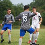 Soccer vs. Hoffman Estates