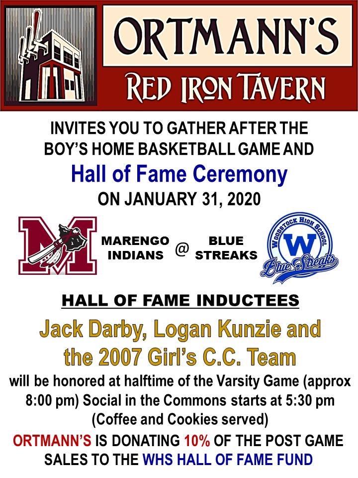 Hall Of Fame Gathering