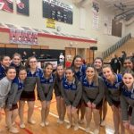Varsity Dance finishes #11 place at Huntley Dance Invite
