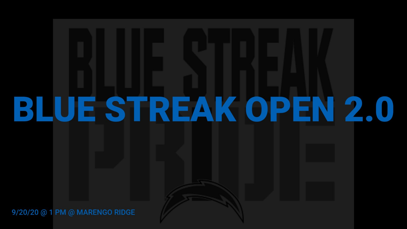 Blue Streak Open 2.0