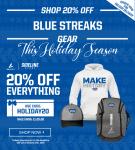 Blue Streak Gear Sale