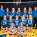 2018 Marion Local JV Volleyball
