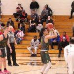 Boys Varsity Basketball beats Valley Senior 61 – 43