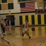 Boys Varsity Basketball beats Shady Side Academy 62 – 45