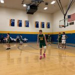 Boys Varsity Basketball beats East Allegheny 57 – 49