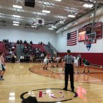 Girls Varsity Basketball beats Seton-La Salle Catholic 47 – 32, in the WPIAL 3A Playoffs