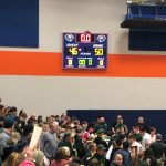 Lancers boys basketball advances with win over Forest Hills