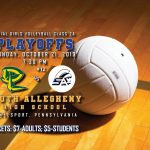 WPIAL Girls Volleyball Playoffs
