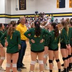 Deer Lakes Girls Volleyball Team defeats South Allegheny 3-1 in the WPIAL 2A Playoffs