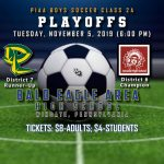 Deer Lakes Boys Soccer faces Juniata in the first round of the PIAA playoffs