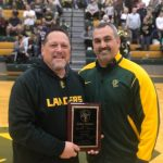 Retiring Head Softball Coach Craig Taliani Honored