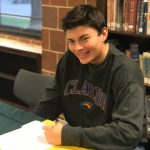 Will Meyer Signs with Clarion University