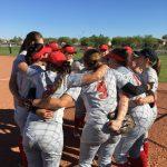 Chandler Preparatory Academy Varsity Softball beat Ben Franklin High School 7-0
