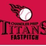 Chandler Preparatory Academy Varsity Softball falls to Veritas Prep 2-1