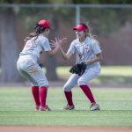Chandler Preparatory Academy Varsity Softball beat Valley Christian School 8-2