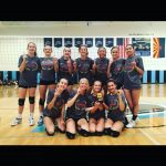 MS A Volleyball Completes Undefeated Season with GHMSL Championship!