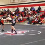 Middle School Wrestlers Impress at Home Opener
