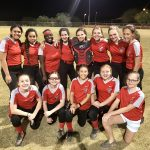 Girls Middle School Softball beats Cicero Preparatory Academy 24 – 1