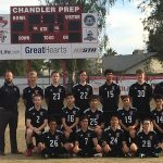 Tempe Prep Downs Men's JV Soccer 4-2