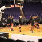 Arena Ball Game- Girls' Varsity