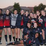 Girls Varsity Soccer beats Tempe Prep 6 – 0