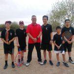MS Tennis Downs Lincoln Prep 8-1