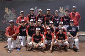 The baseball team.