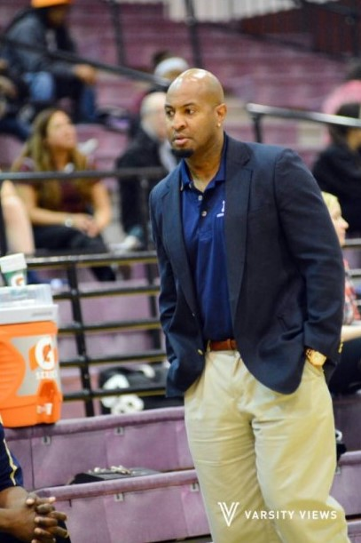 CPA Welcomes Cheyan Wilson as New Men's Basketball Coach