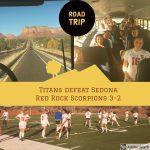 Titans Defeat Sedona Red Rock 3-2
