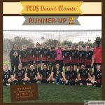 Women's Soccer Runner-UP in PCDS Desert Classic
