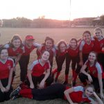 CPA MS Softball A Team wins at Cicero 16-7