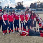 CPA MS Softball A Team comes from behind to beat Lincoln Prep 15-8