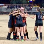 Women's Soccer beats Gilbert Classical 2-1