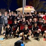 Men's Soccer Advances to Round 2 of State Tourney