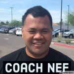 Meet the Coach : Nef Tanuvasa