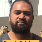 Meet the Coach: Nick Vaifanua-Fulgham
