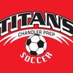 Chandler Prep Soccer Logo