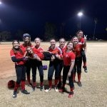 Girls B Black Softball falls to Veritas Preparatory Academy 12 – 5