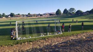 Soccer Summer Training June 2018