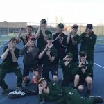 Boys Varsity Tennis beats North Branch Area 6 – 1