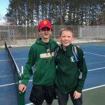 Boys Varsity Tennis falls to Cambridge Isanti 4 – 3