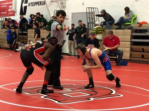 Middle School Wrestling 12/8/18 (@Chardon)