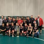 Middle School Wrestling finishes 1st place at G.C.C. Championships