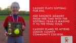 Senior Spotlight – Cassidy Scott