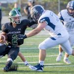 Boys Varsity Football falls to Strongsville 35 – 28