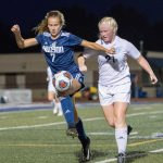 Girls Varsity Soccer Defeats Louisville