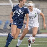 Girls Drop Tough Road Game to Nordonia