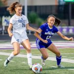 Girls Soccer Picks Up Road Conference Win