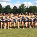 Girls Cross Country finishes 4th at Wooster Invitational