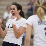 Volleyball Wins Another Marathon Match
